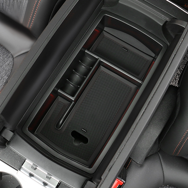 For Peugeot 3008 3008GT 5008 2017 2018 armrest box suitcase storage box glove box clapboard for Peugeot accessories