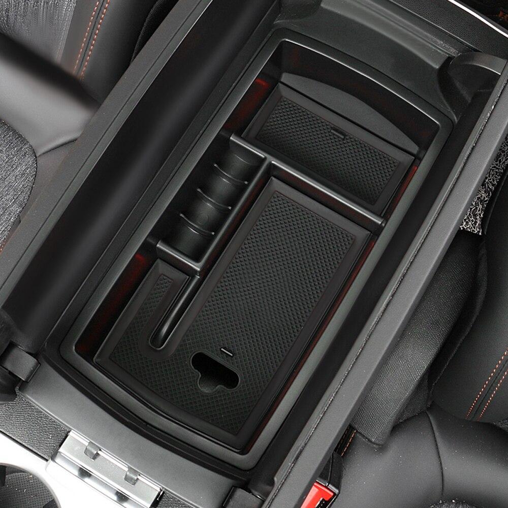 Для Peugeot 3008 3008GT 5008 2017-2020 подлокотник ящик чемодан ящик для перчаток clapboard для Peugeot аксессуары
