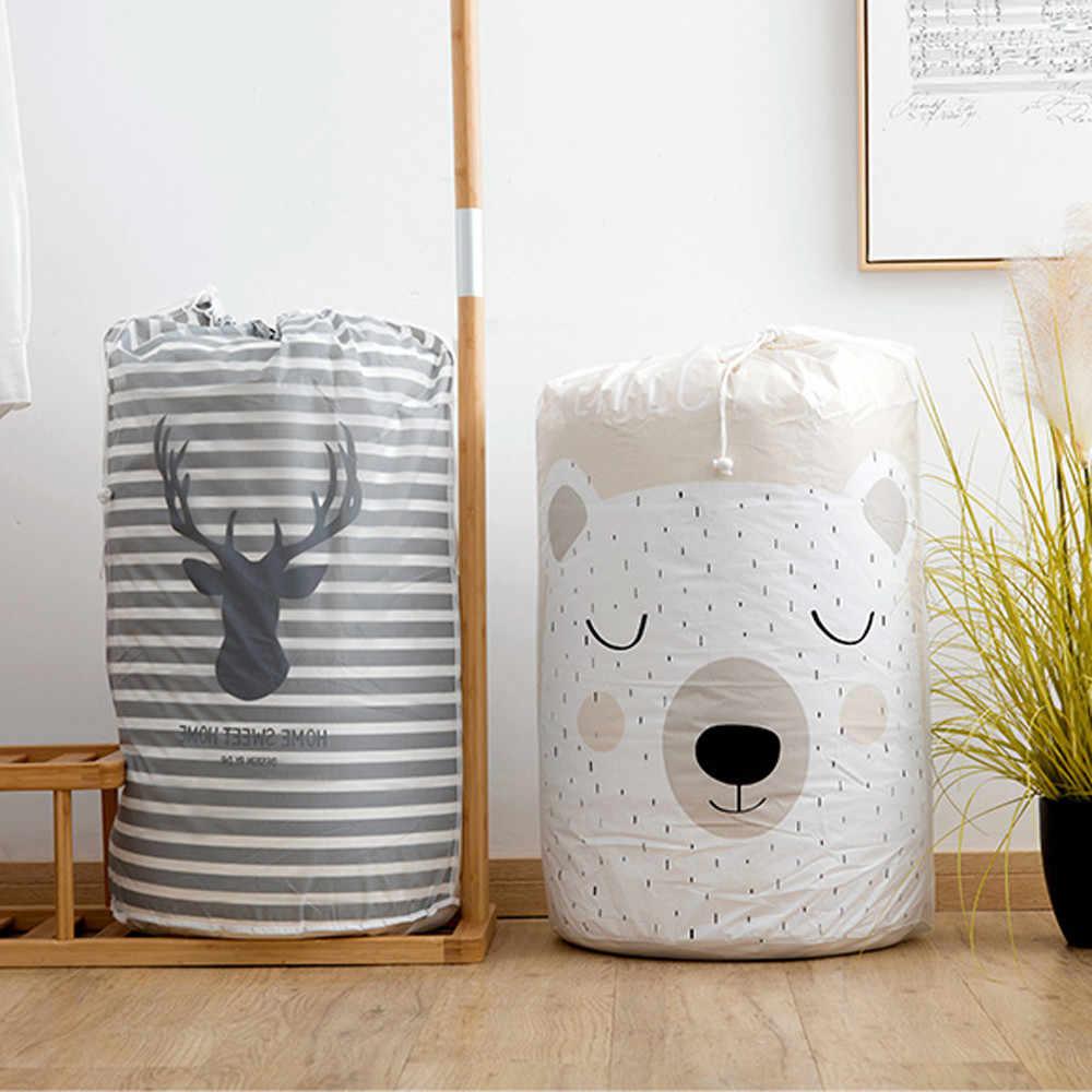 Dobrável Saco de Armazenamento De Roupas Quilt Blanket Closet Organizador Camisola Limpeza Container Organizadores Caixa de Bolsas de Alta Qualidade