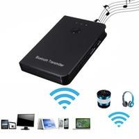 Mini Portatile Senza Fili Bluetooth 2.0 A2DP Audio Streaming di Musica Trasmettitore Car Audio AUX Adattatore Per MP3/MP4 Tablet PC # S