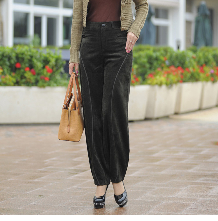 Popular Green Corduroy Pants-Buy Cheap Green Corduroy Pants lots ...