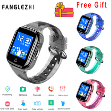 K21 GPS Smart Watch for Children Kids with gps and Sim Card Waterproof Smartwatch Baby Touch Screen IOS