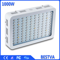 BestVA 1000W Full Spectrum High Yield LED Grow Light For Indoor plants hydroponics Veg Flower Fruit System