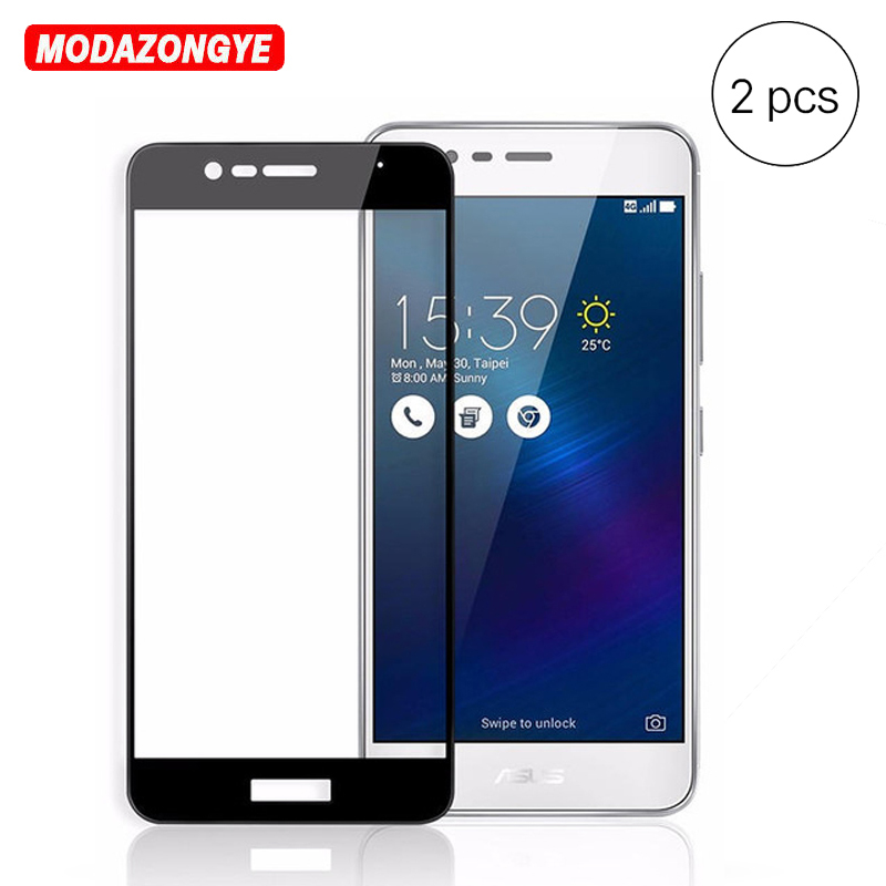 2pc Tempered Glass For <font><b>ASUS</b></font> <font><b>Zenfone</b></font> <font><b>Pegasus</b></font> <font><b>3</b></font> <font><b>Screen</b></font> Protector Full Cover Glass For <font><b>ASUS</b></font> <font><b>Zenfone</b></font> <font><b>Pegasus</b></font> <font><b>3</b></font> <font><b>X008</b></font> 5.2 inch image