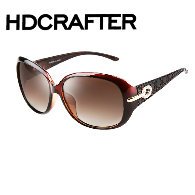 Sunglasses Women Polarized Elegant Rhinestone Ladies Sun Glasses Female Sunglasses