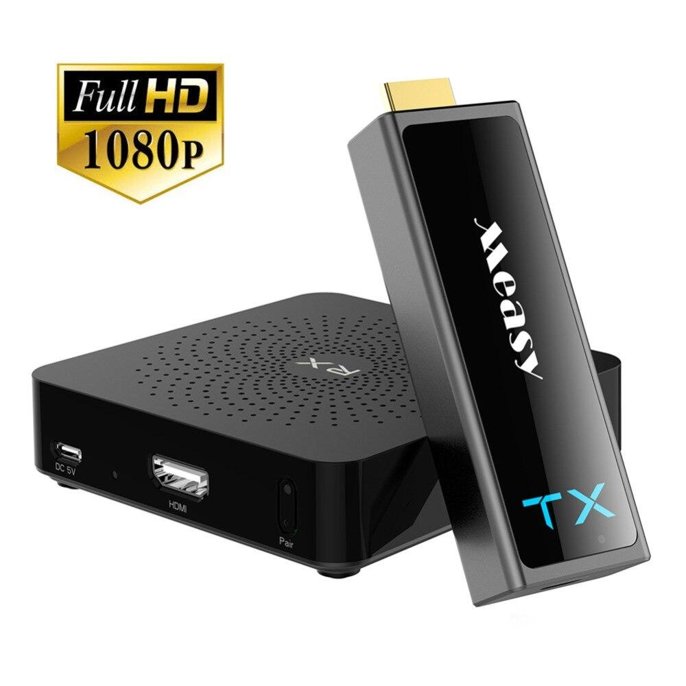 Willensstark Hdtv Projektor W2h Mini Ii Wireless Hdmi Sender Und Hdmi Empfänger 1080 P 3d Video Sender 30 M Wireless Audio Empfänger Tragbares Audio & Video