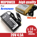 MDPOWER For Lenovo Ultrabooks 20V 4.5A YOGA notebook power AC adapter charger
