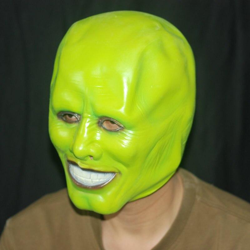 Halloween Mask Masquerade Cosplay Props Party Masks Funny Horror Natural Latex Mask
