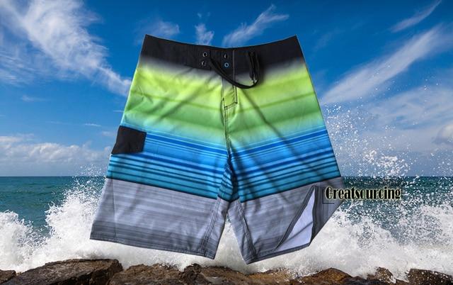 Fashion Man Summer Beeach Trunks Pants Beach Shorts Summer Quick-drying Shorts Board Shorts Plus Size