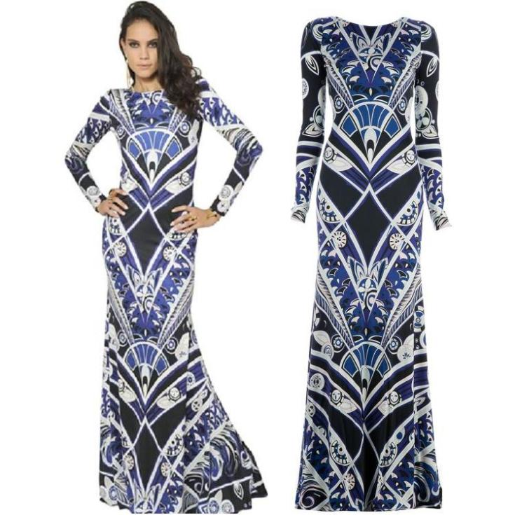 Online Buy Wholesale designer maxi dress from China designer maxi ...