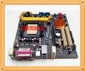 Envío gratuito Utiliza Hua Shuo M2N68-AM N68 totalmente integrado placa base soporta AM2 + AM3 CPU negro