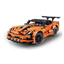 Technic Series Deformation Racer Speed Champion Car Model Sets Building Blocks Children Brick Toys for Kids lepin 02025 360pcs city series the high speed racer transporter set children educational building blocks funny toys model 60151