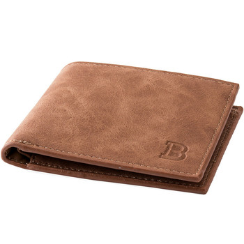 Men Wallet Portemonnee Carteira Masculina Portfel small wallets