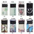 Funda para huawei p9 lite luxo pintado virar wallet suporte case de couro para o huawei ascend p9 lite telefone saco de coque case