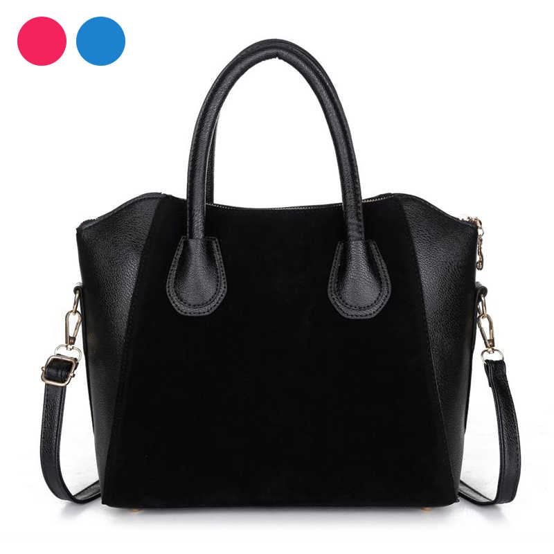 Fashion Women's Leather Handbag Single Shoulder Bags Casual Crossbody Bags Solid Brand Shoulder Bag Zipper Soft Handbags aa007