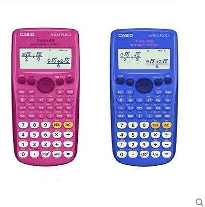 Калькулятор науки Функция калькулятор компьютера Тесты fx-82es плюс
