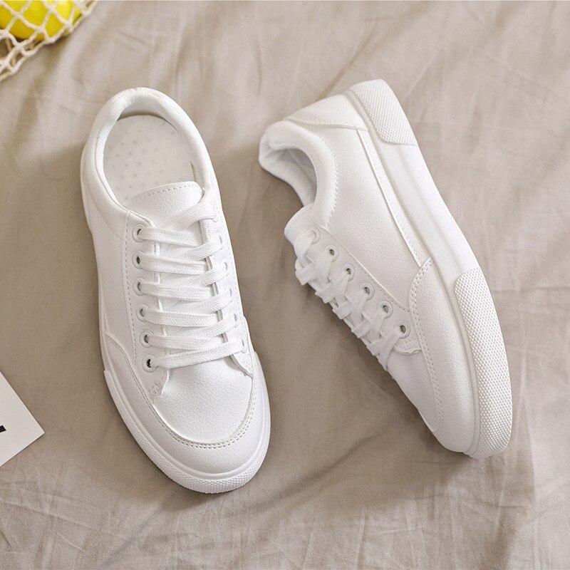 2019 nouveau printemps et automne nouvelles petites chaussures blanches chaussures pour femmes sauvages MNTF1-MNTF92019 nouveau printemps et automne nouvelles petites chaussures blanches chaussures pour femmes sauvages MNTF1-MNTF9