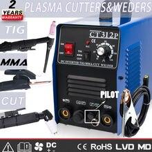 CUT/TIG/MMA Welder Welding Machine Plasma Cutter CT312P 110/220V High Quality