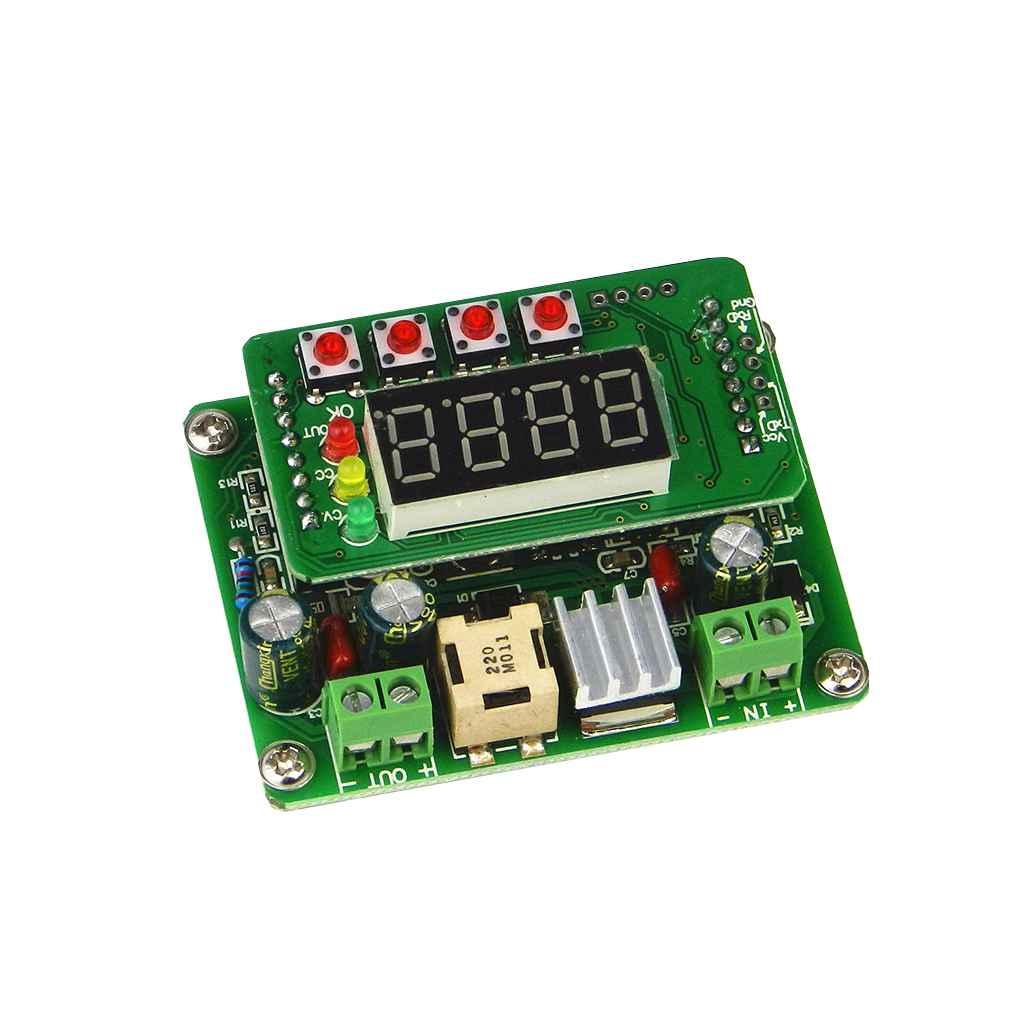 цена на B3603 Mini DC-DC Digital Control Step Down Module Power Adjustable Supply Module Input 6V-40V Output 0V-36V 6.6 * 5 * 2.1cm