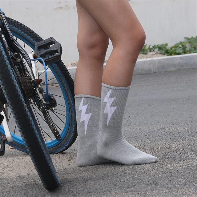 funny humorous printed socks