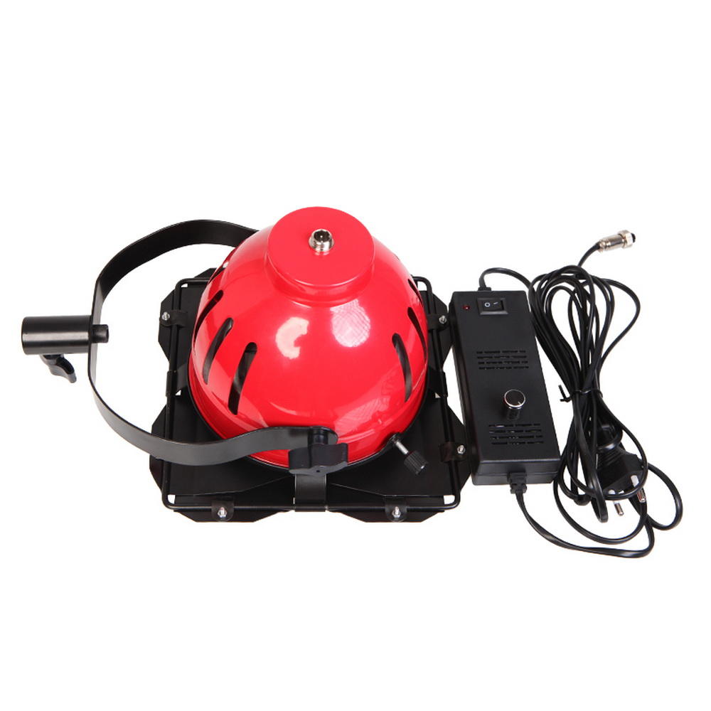 Selens Redhead Light with Brightness Dimmer 800w 220V 110v For Filming Studio Continuous Lighting Studio Light