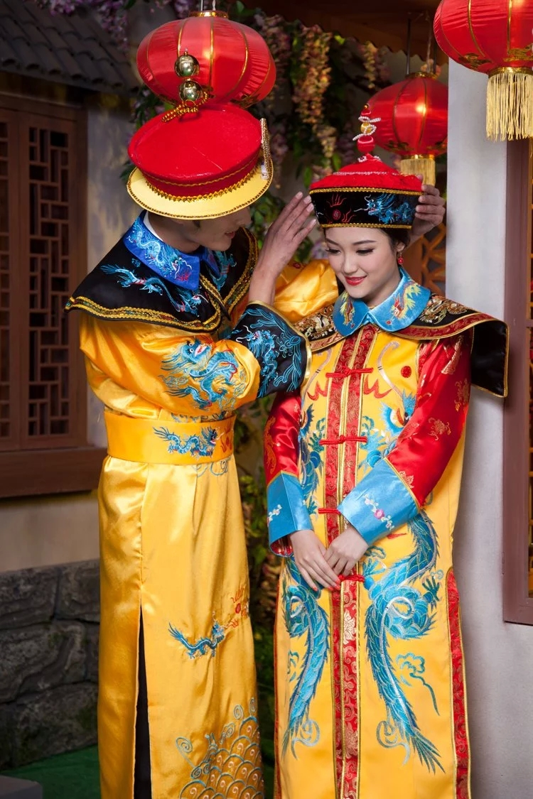 And Special Emperor Costume 7