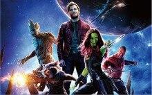 Free shipping,Guardians of the Galaxy Movie,Poster HD HOME WALL Decor Custom ART PRINT Silk Wallpaper unframed -1602
