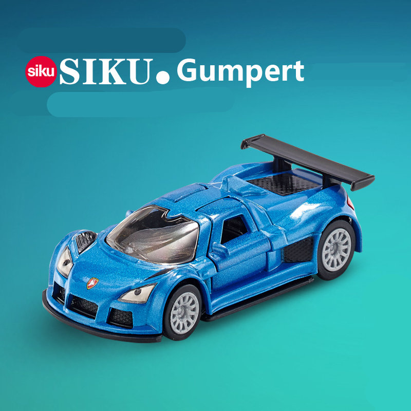 Free Shipping/Siku 1444 Toy/Diecast Metal Model/1:55 Scale