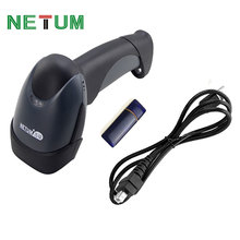 цены NETUM NT-M2 Laser Wireless Barcode Scanner AND NT-M7 Bluetooth CCD Barcode Reader