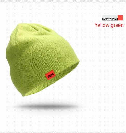 GSOU الثلوج العلامة التجارية تزلج قبعة الرجال النساء على الجليد القبعات الخريف الشتاء في الهواء الطلق كاب للجنسين يندبروف الصلبة التزلج والمشي تزلج قبعات