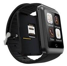 U11 Sim-karte Smart Uhr Bluetooth Smartwatch Stoppuhr Kompass Schrittzähler Für iPhone Android Smartphones Besser als GT08 U8