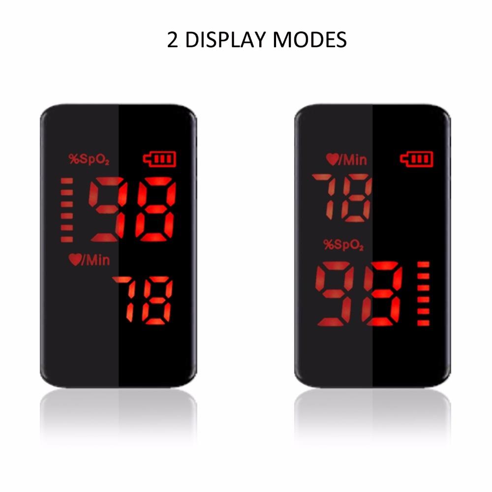 Monitor de Saturação de Oxigênio Cardíaca, Top Esportes Sistema Diariamente