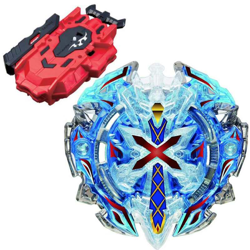 B-67 BLUE Xeno Xcalibur / Xcalius / Excalibur DOWN ORBIT Burst BOOSTER New Kids Toy Top LR Red Bey Launcher(China)