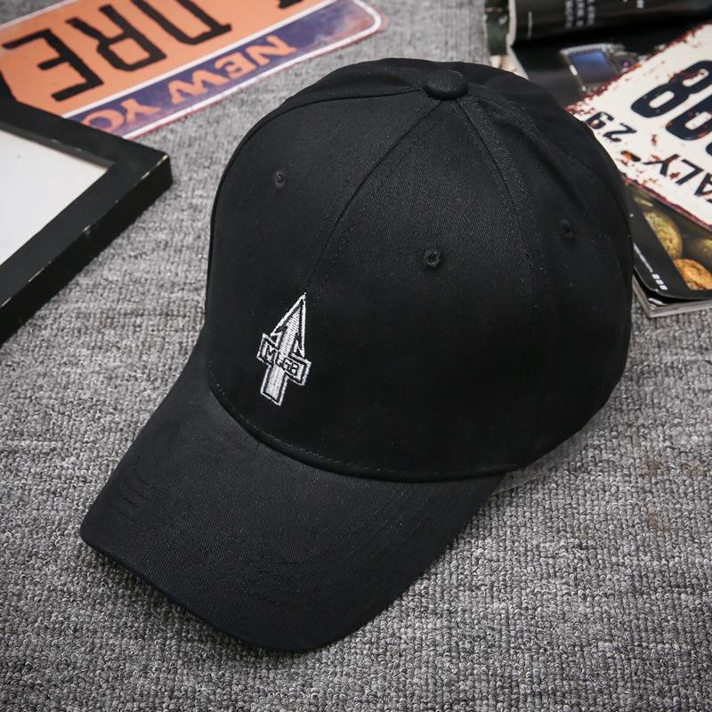 Willber Pan Tide Card Hats Arrow Curved Eaves Peaked Cap Man Winter New Pattern The Sun Hip-hop Baseball Hat