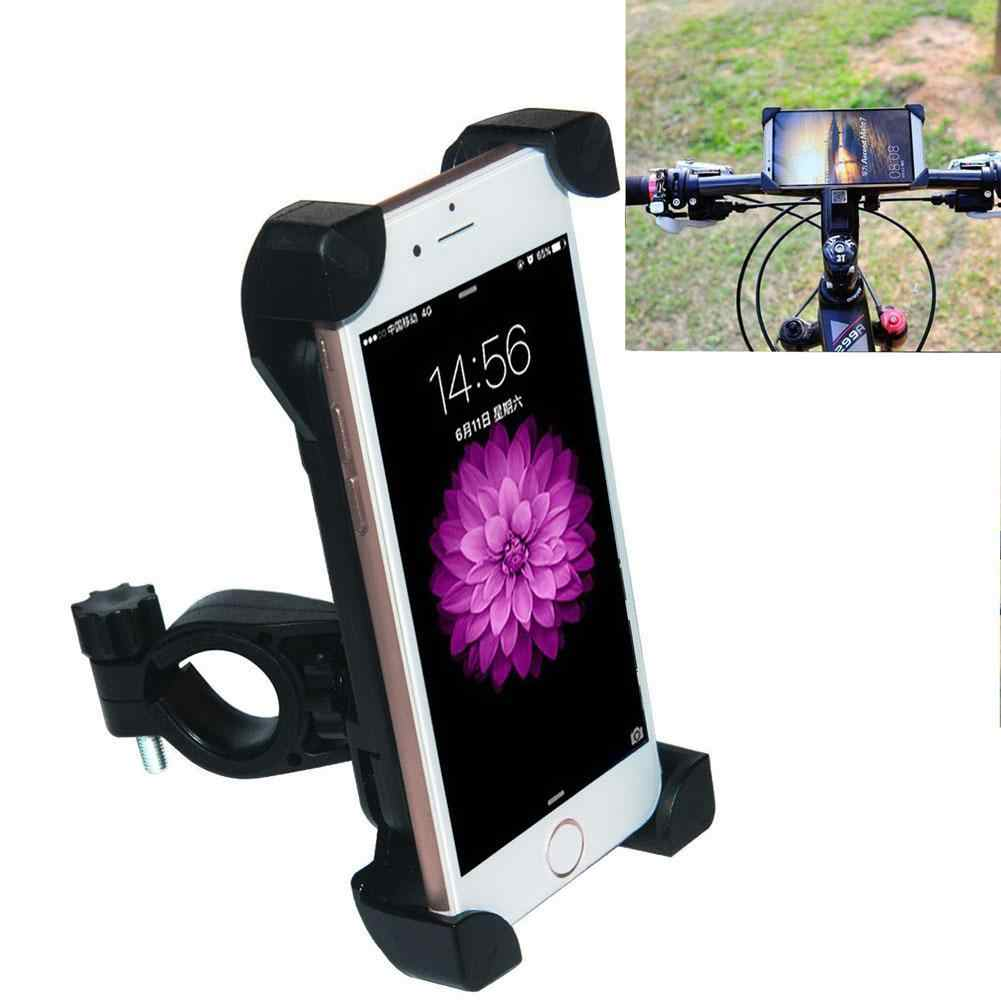 Universal Bike Phone Holder For Smart Mobile Cell Phone Holder Bike Handlebar Mount Bracket GPS Stand Bicycle Phone Holder