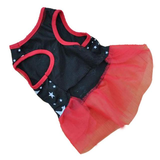 Dog Lace Party Costume