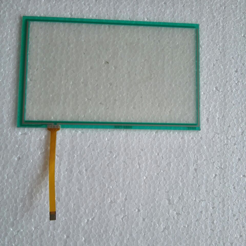 TH765 N TH765 MT TH765 NU Touch Glass Panel for HMI Panel repair do it yourself