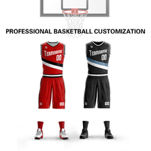 Wholesale Mens Youth Custom Basketball Uniform Kits Sports Clothing Sublimation Blank Any Color Team Jersey Sets