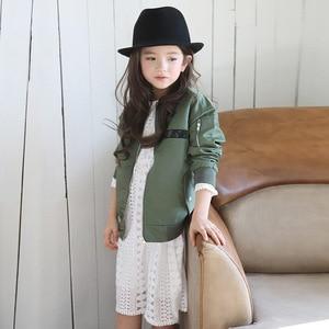 Image 3 - Vestido de manga larga de encaje para niña vestido para niña de fiesta de Boda de Princesa para bebé, Blanco/azul oscuro