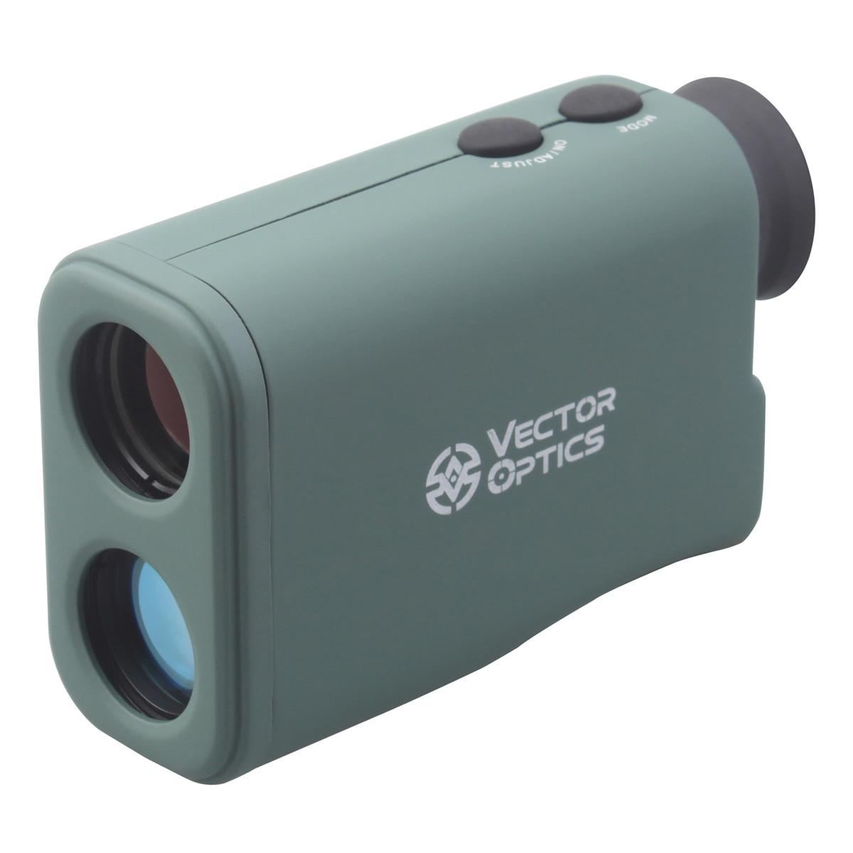 Free Shipping Vector Optics Hunting 6x25 Laser Range Finder Monocular 650M Rangefinder Distance Meter 3 Modes