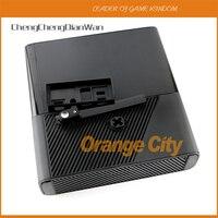 ChengChengDianWan Siyah tam Konut Shell Kılıf için XBOX360E xbox360 E konsol değiştirme