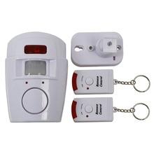 Wireless Security Senor Home Garage Store Security Surveillance Alarm Remote Control Anti-theft Alarm