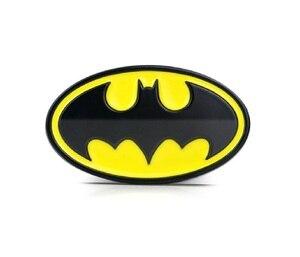 Image 2 - 1 Chiếc 3D Kim Loại Logo Batman Hiệu Dán Xe Hơi Hiệu Huy Hiệu Dán Xe Tạo Kiểu Phụ Kiện Xe Máy Điều Chỉnh Xe Ô Tô tạo Kiểu Tóc