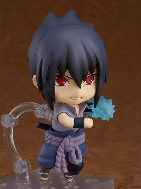 Uchiha Sasuke Action Figure (10cm)