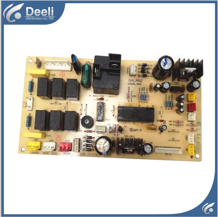 95% new good working for air condition motherboard gal0103lk-12a Computer board on sale good working condition r88d ua04v 90