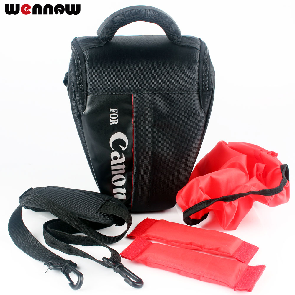 wennew DSLR Camera Bag Case For Canon EOS 80D 800D 6D Mark II 200D 1300D 1500D 750D 760D 77D 70D 9000D 8000D 4000D 2000D 7D 5D