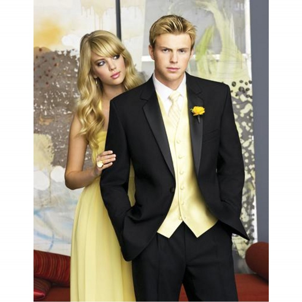 Compare Prices on Yellow Black Suit- Online Shopping/Buy Low Price ...
