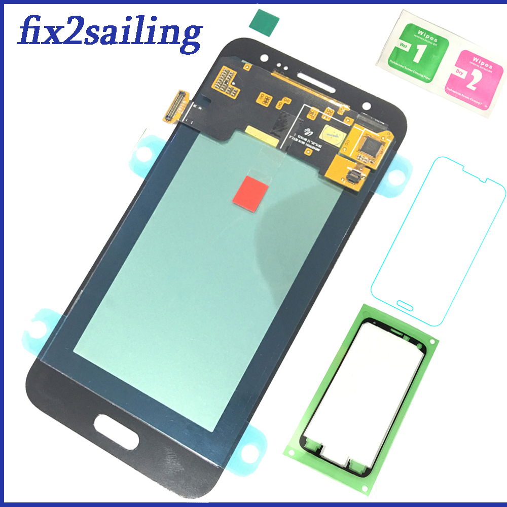 For Samsung Galaxy J5  Display AMOLED LCD touch screen 2017 J500 J500F J500H pantalla replacement Tested Working digiziter For Samsung Galaxy J5  Display AMOLED LCD touch screen 2017 J500 J500F J500H pantalla replacement Tested Working digiziter