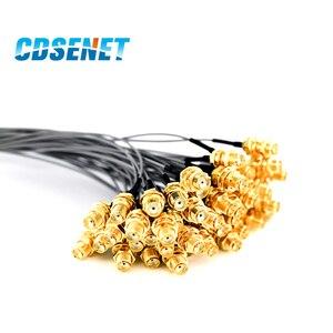 Image 3 - Cable de extensión de antena Wifi, 10 unidades/lote, adaptador IPX, 20cm, XC IPX SMA, UFL a RP SMA