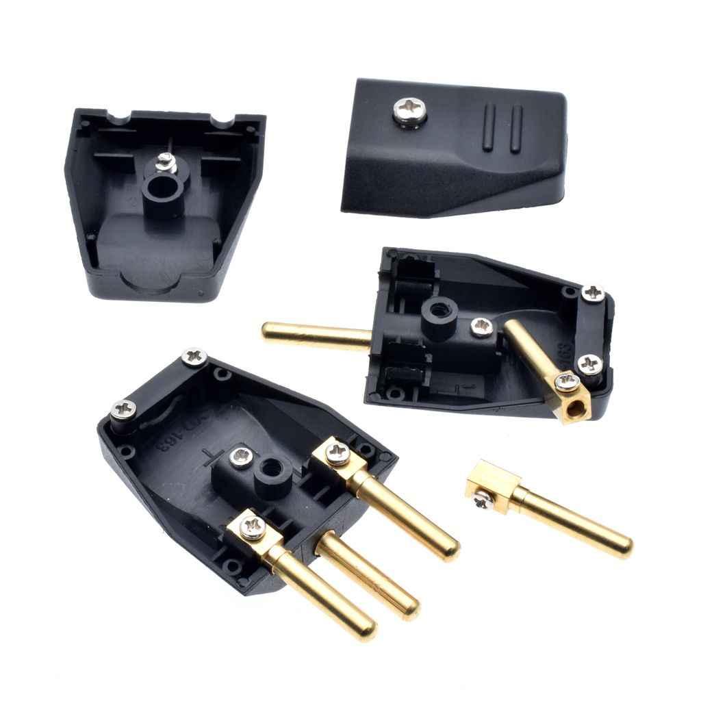 Черный Универсальный Съемный адаптер для проводов штепсельная вилка ЕС Швейцарский Стандарт 3 шпильки промышленная машина шнур питания розетка 250 в 10А
